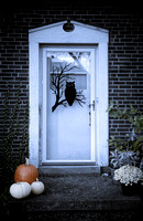 Halloween Doorway